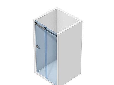 Душевая дверь в нишу Тип 108