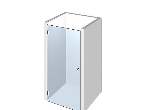 Душевая дверь в нишу Тип 101