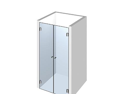 Душевая дверь в нишу Тип 103