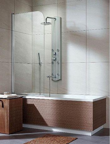 Шторки на ванную
